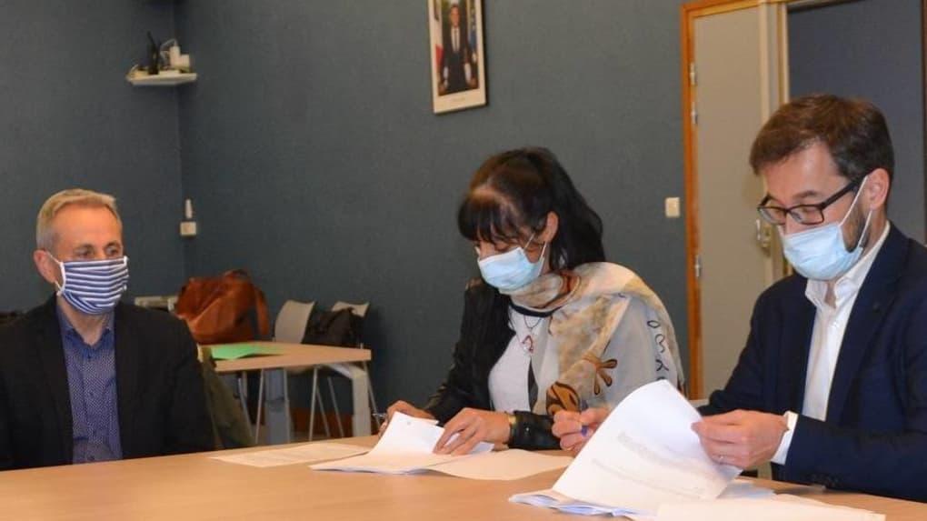 Signature ZAC de la Péninguette